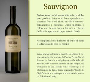 Casale del Giglio Sauvignon