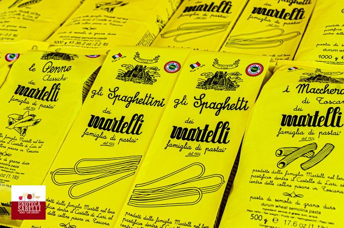 Pasta Martelli in vendita a Roma - Enoteca Sabelli