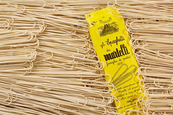 Pasta Martelli - gli spaghetti
